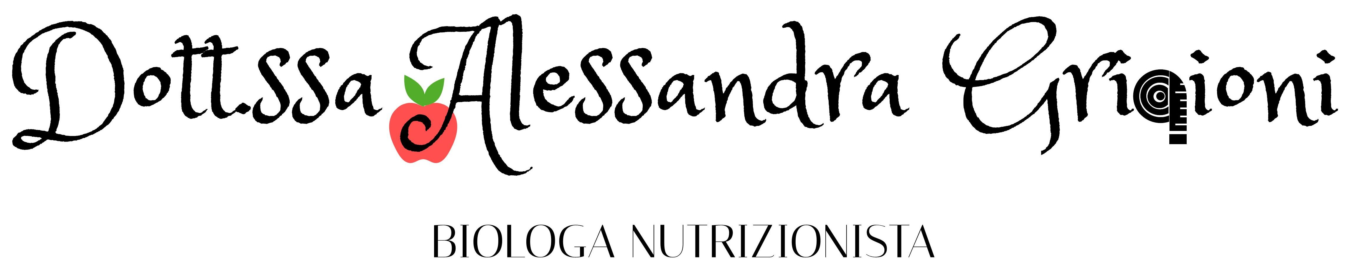 Dott.ssa Alessandra Grigioni